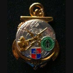 TRANS : insigne de la 8° compagnie de commandement des transmissions (CCT) au Kosovo opération trident