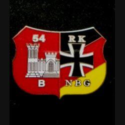 ALLEMAGNE : insigne du 54° bataillon du génie allemand ?