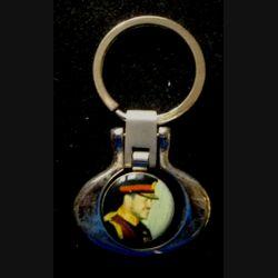 PORTE CLEFS : porte clefs à l'effigie du Roi Abdullah II de Jordanie