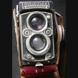 APPAREIL PHOTO : ROLLEIFLEX OBJECTIF PLANAR 1:35 & 1:2,8 F à 75 mm