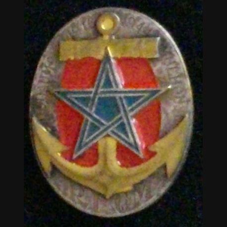 Planches uniformes Armée Française.... - Page 4 Ricm-regiment-d-infanterie-colonial-du-maroc-ovale-peint-de-fabrication-drago