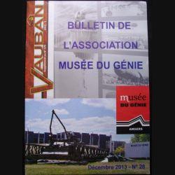 Bulletin de l'association musée du génie de décembre 2013