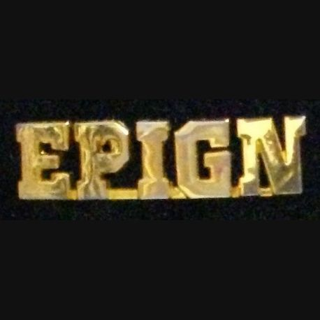 EPIGN : pin's de l'élément parachutiste d'intervention de la gendarmerie nationale