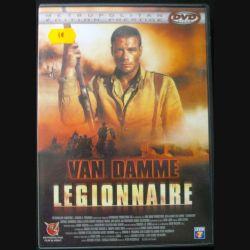 """DVD intitulé """" LEGIONNAIRE """" film de Peter Macdonald avec Van Damme"""