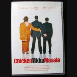 """DVD intitulé """" Chicken Tikka Masala """" film comédie"""