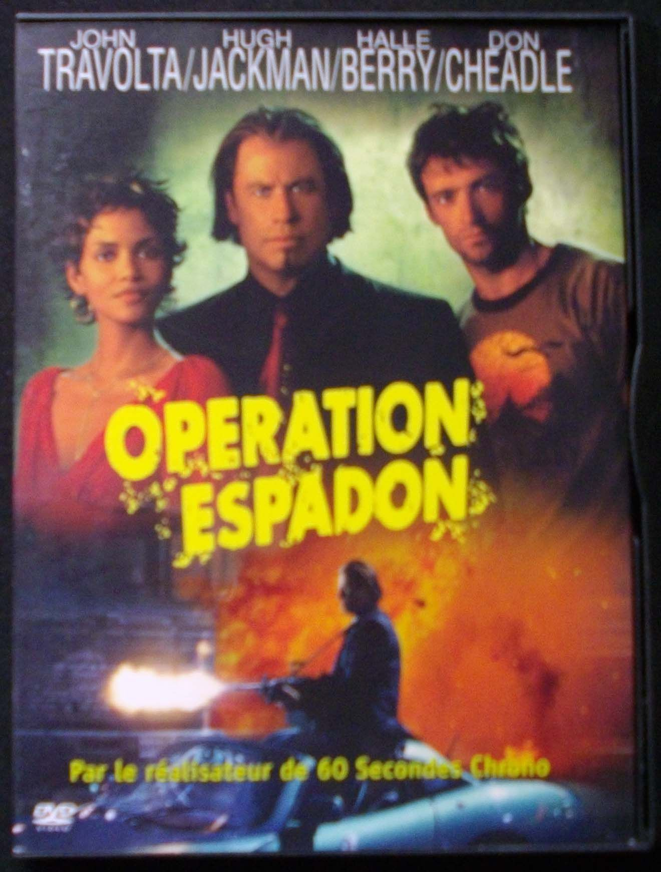 film operation espadon
