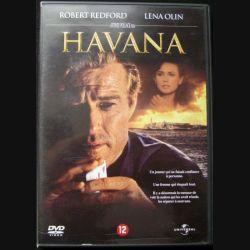 "DVD intitulé "" Havana "" film avec Robert Redford"