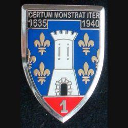 1° régiment de cuirassiers fabriqué par Arthus Bertrand pour les éditions Atlas