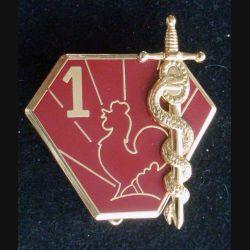 1° régiment médical fabriqué par Arthus Bertrand pour les éditions Atlas