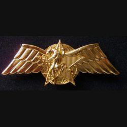 DGSE CPES brevet moniteur de combat de choc de fabrication Béraudy et Vaure Ambert GS 150 doré