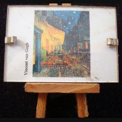 MAGNET FRIGO : magnet frigo représentant un tableau de Vincent Van Gogh
