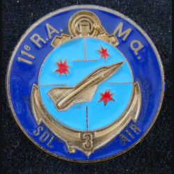 3° batterie du 11° régiment d'artillerie de marine fabrication Delsart