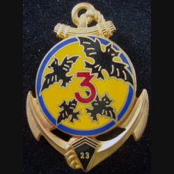 3° compagnie du 23° bataillon d'infanterie de marine Drago Paris