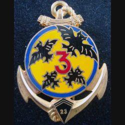 3° compagnie du 23° bataillon d'infanterie de marine Drago Paris n° 726
