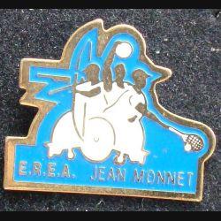 Pin's santé : pin's de l'EREA Jean Monnet