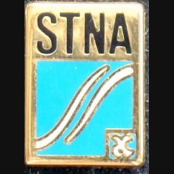 Pin's militaire : pin's du STNA service technique de la navigation aérienne