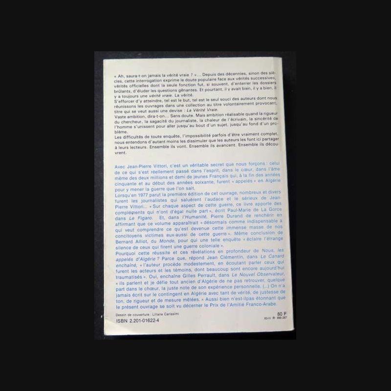 livre sur nous les appel u00e9s d u0026 39 alg u00e9rie  u00e9crit par jean