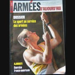 Armées d'aujourd'hui ADA N°400 Juillet- août 2015