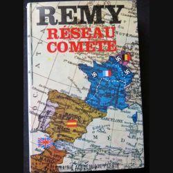 HISTOIRE MILITAIRE : Réseau Comète Tome 1 écrit par Rémy aux éditions Librairie Académique Perrin