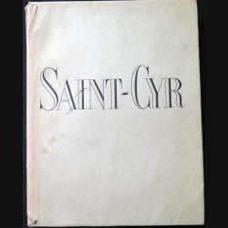 HISTOIRE MILITAIRE : Livre Saint Cyr édition originale sur velin bouffant n° 119