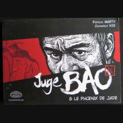 """"""" le Juge Bao et le Phénix de jade """" tome 1 de Patrick Marty et Chongrui Nie aux Editions Fei"""