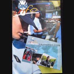 Gend Info : revue de la gendarmerie sur le calendrier 2009