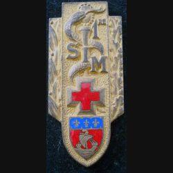 1° SIM Drago H. 558 en émail sans attache