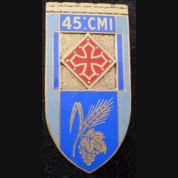 45° CMI de fabrication Drago G. 1162 en émail