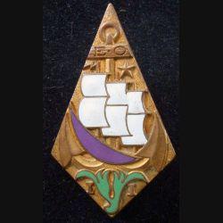 Détachement des commis ouvriers d'administration Arthus Bertrand paris coque violette