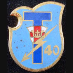 40° CT de fabrication Drago G. 1548 en émail