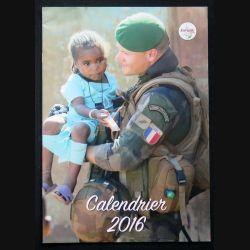 Képi Blanc : calendrier 2016 du Képi Blanc