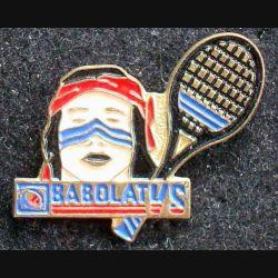 Pin's sportif : pin's BABOLAT VS Tennis