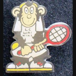 Pin's sportif : pin's LC WAIKIKI Tennis