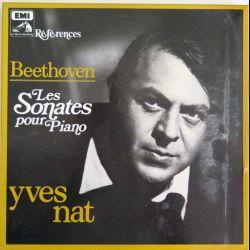 Les Sonates pour Piano de Beethoven par Yves Nat