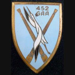 452° GAA
