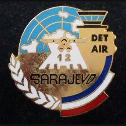 DET AIR SARAJEVO 12 :