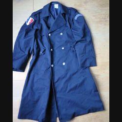 MILITARIA : manteau de police PN 86 de taille 96 M fabriqué par UGECO