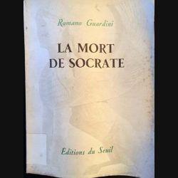 1. La mort de Socrate de Romano Guardini aux éditions du Seuil 1947