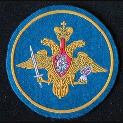 RUSSIE : insigne tissu de l'aviation de l'arme de terre russe