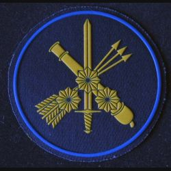 RUSSIE : insigne tissu de la 71° brigade de défense anti aérienne russe