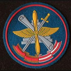 RUSSIE : insigne tissu du 4° centre d'entrainement d'aviation russe