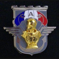 17° RGP : Compagnie d'Administrationi et de soutien du 17° régiment du génie parachtiste (Boussemart 2003)