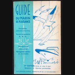 1. Guide du marin de plaisance de Edmond Sarda aux éditions Causse & Cie