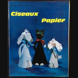 1. Ciseaux + papier de Gunvor Ask et Harriet Ask aux éditions Jacobs S.A