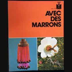 1. Avec des marrons de Jean Monnier aux éditions Fleurus