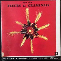 1. Avec des fleurs & graminées de Jean Fasold aux éditions Gradet