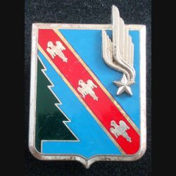 4° DAM : insigne de la 4° division aéromobile de fabrication Drago G. 3279