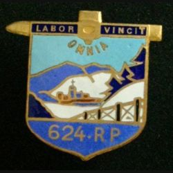 624° RP : 624° RÉGIMENT DE PIONNIERS