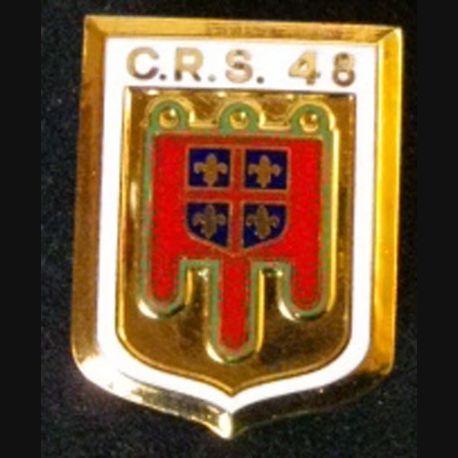 CRS 48 : COMPAGNIE RÉPUBLICAINE DE SÉCURITÉ 48