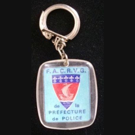 PORTE CLEFS : POLICE F.A.C.R.V.G.